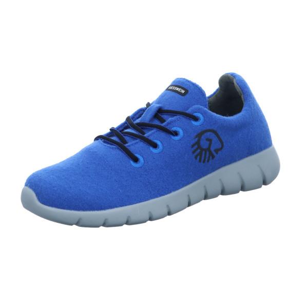 Giesswein 6810 49301/553 Merino Wool Runners Men hellblau - Bild 1